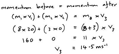 momentum calc 5
