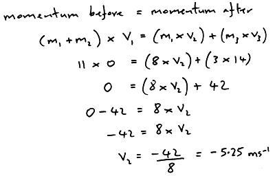 momentum calc 6