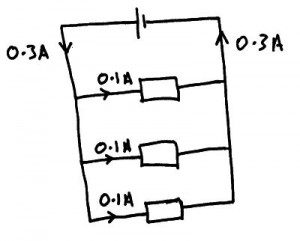 current in parallel circuits 1
