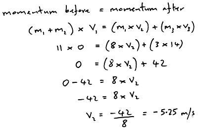 momentum calc 2